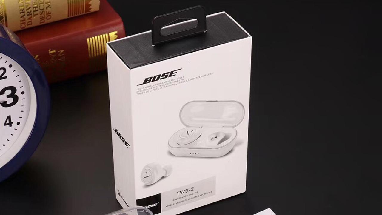 Bộ Tai nghe Bluetooth Thể thao Đỉnh cao True Wireless Số 1 USA BOSE TWS 2 chính hãng - Tặng pin sạc dự phòng 20.000mAh chính hãng
