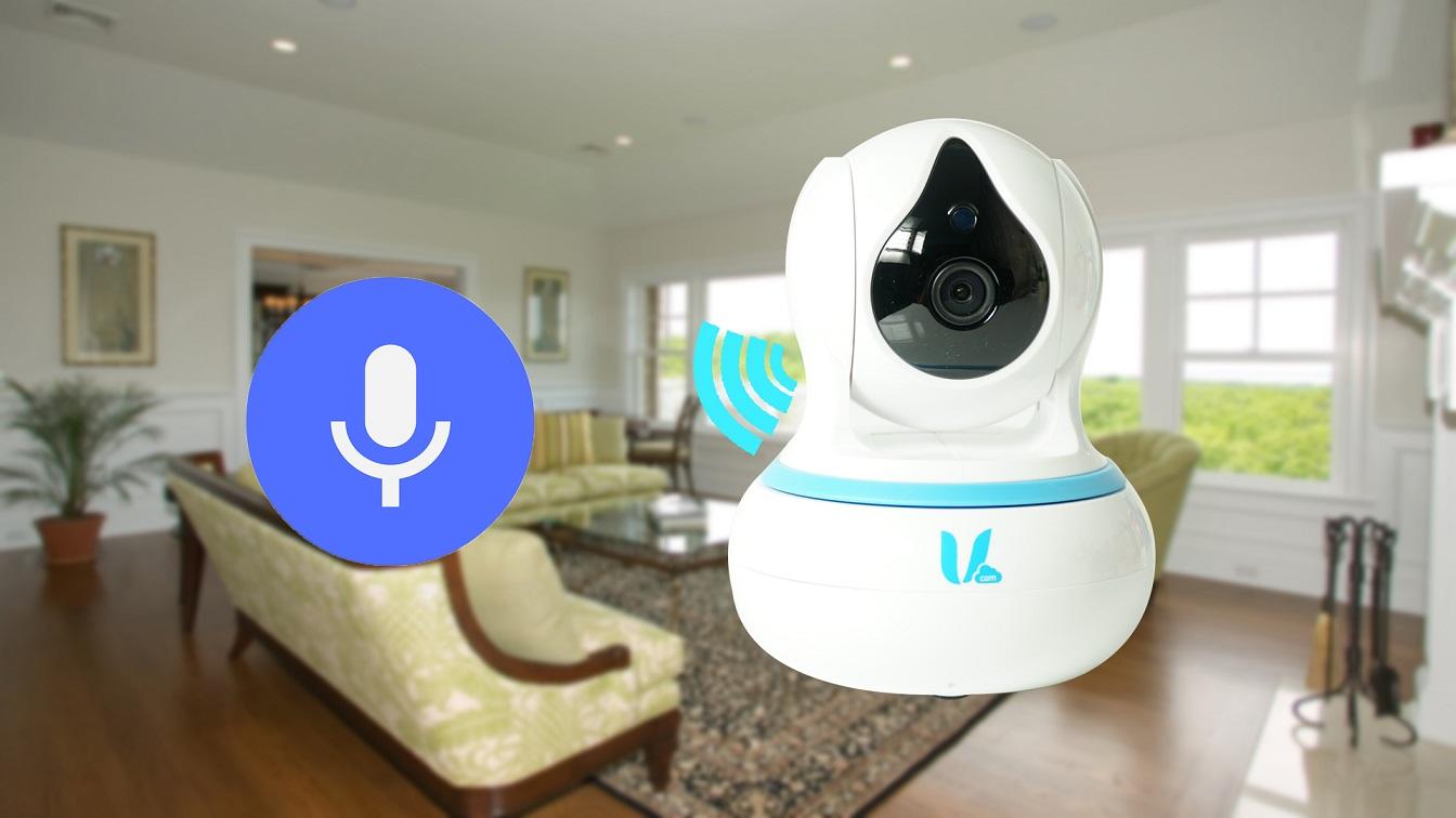 Camera IP WiFi VSmahome V1 HD720P chính hãng