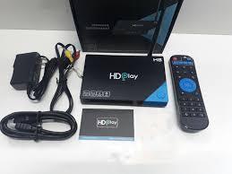 HDPLAY H8 RAM 3G / ROM 32G , AMLOGIC S912 , ANDROID 7.1.2