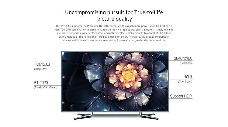 Tivi Box Android HIMEDIA S500 New 2020- Android TV 9.0 Chính Chủ - Có Remote Voice - HÀNG CHÍNH HÃNG