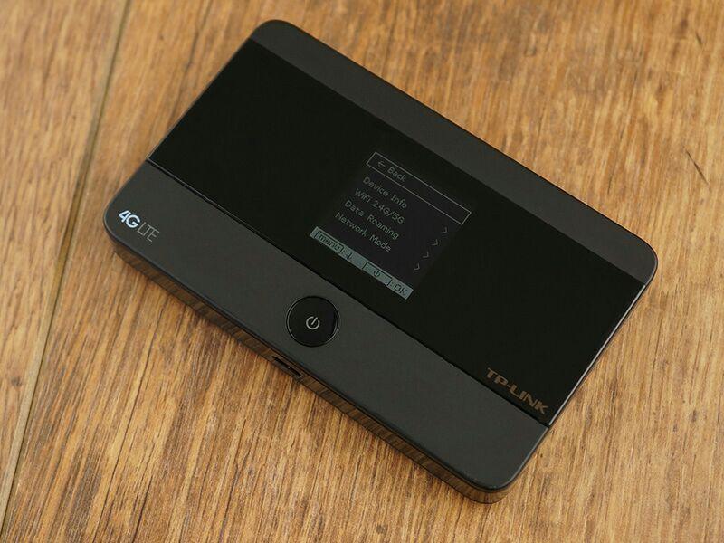 TP-Link M7350 - Wifi Di Động 4G LTE-Advanced