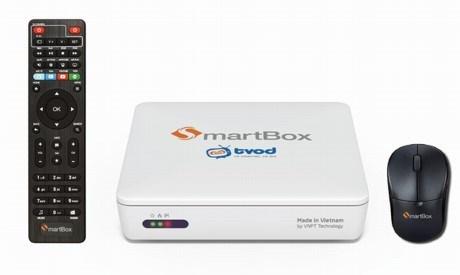 TV Box Smartbox 2 VNPT