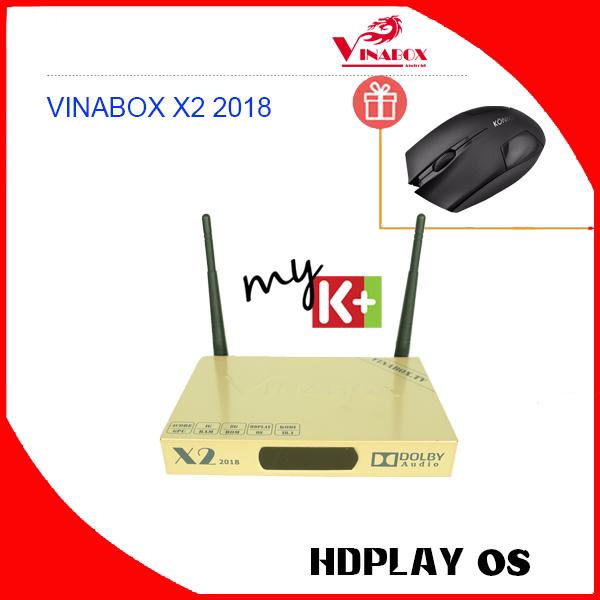 VINABOX X2 – ANDROID BOX HÀNG CÔNG TY, GIÁ HẤP DẪN, LÕI TỨ, RAM 1G